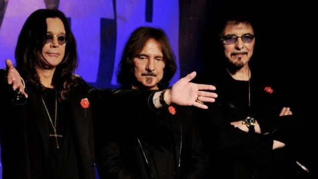 "BLACK SABBATH's Tony Iommi Talks The End - ""I Can't Actually Do This Anymore - My Body Won't Take It"""