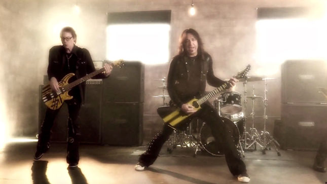 STRYPER - Fallen Track-By-Track Breakdown Video Posted