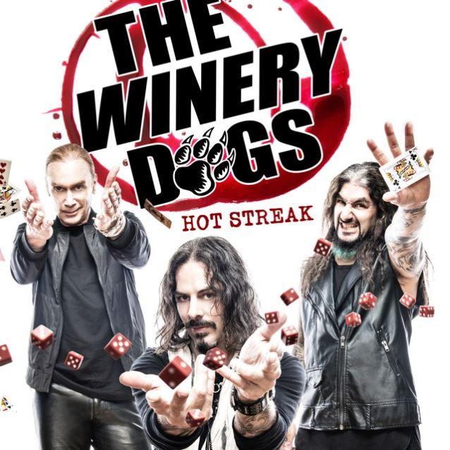 The Winery Dogs Hot Streak