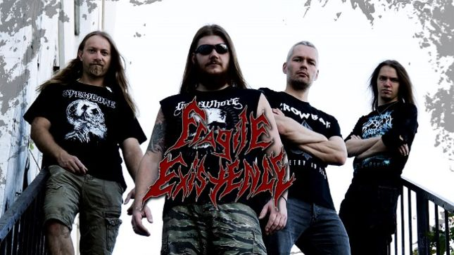 "FRAGILE EXISTENCE Premier ""The Pathogenic Nightmare"" Music Video"