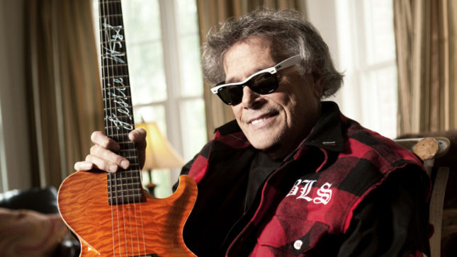 "LESLIE WEST - QUEEN's Brian May Featured On New Cover Of JEFF BECK GROUP Classic ""Going Down"""