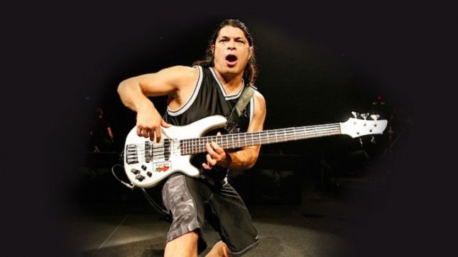 "METALLICA Bassist Robert Trujillo Talks JACO Documentary – ""Jaco Pastorius Gave The Bass A New Voice"""