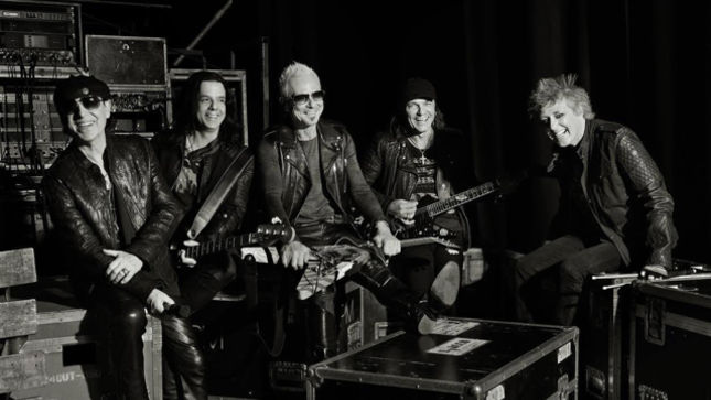 "SCORPIONS Guitarist RUDOLF SCHENKER On Playing Paris After Attacks - ""After This Tragedy We Have To Stick Together… Music Is A Bridge That Can Help People Overcome""; Video"
