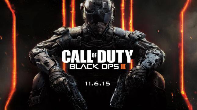 """AVENGED SEVENFOLD - """"Nightmare"""" Featured In Call Of Duty: Black Ops 3 Video Trailer"""