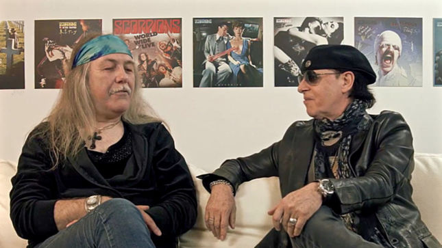 SCORPIONS - Taken By Force Documentary Part II Streaming