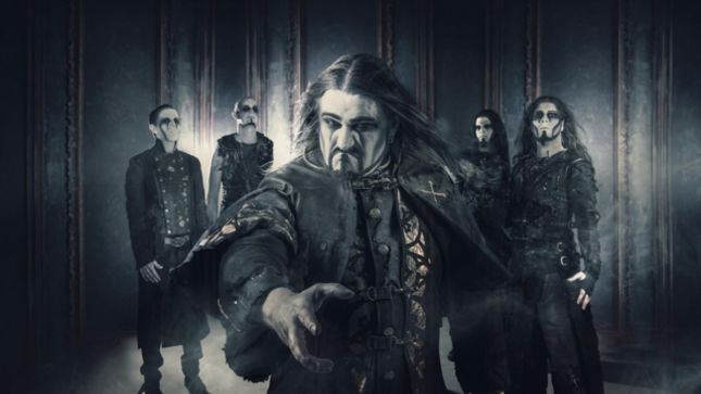 POWERWOLF Announce European Dates For Blessed & Possessed Tour 2016