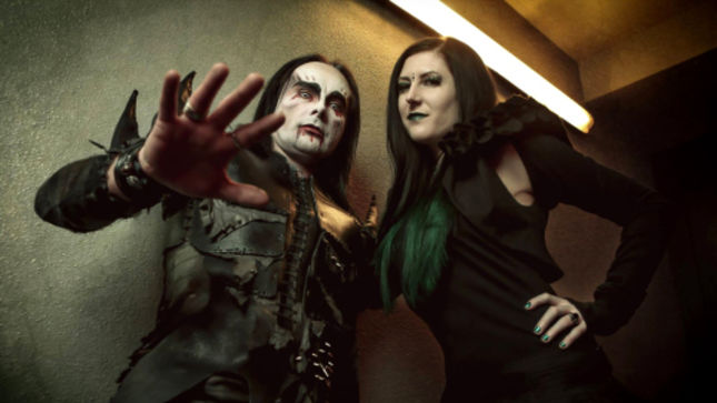 CRADLE OF FILTH's Lindsay Schoolcraft Discusses Touring, New Album, Why Dani Filth Rocks; Video Interview