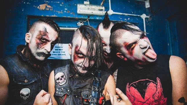 Spain's KILLUS Reveal New Album Title, Artwork