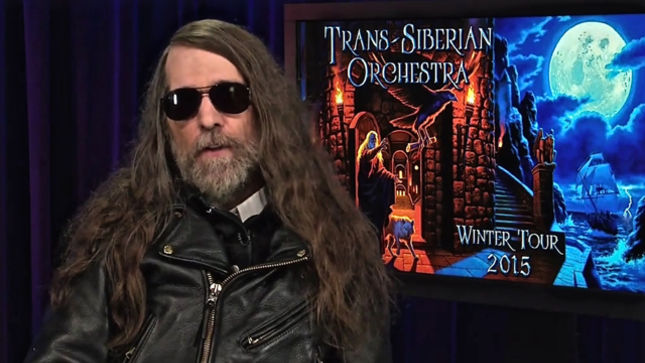 TRANS-SIBERIAN ORCHESTRA - Letters From The Labyrinth Web Shorts Video Streaming