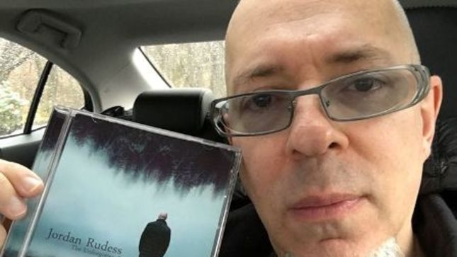 DREAM THEATER - Audio Samples From Keyboardist JORDAN RUDESS' New Solo Album Available