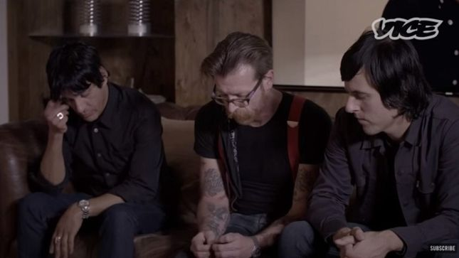 EAGLES OF DEATH METAL Discuss Paris Terrorist Attack In Forthcoming Video Interview – Full Interview Streaming