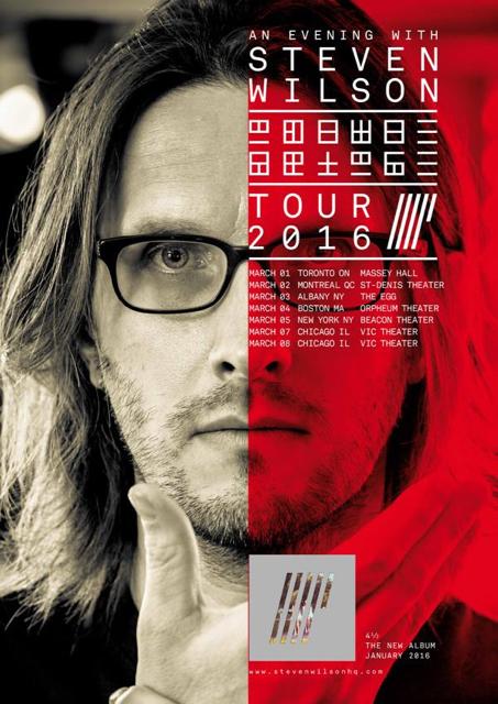 Steven Wilson Tour Tickets
