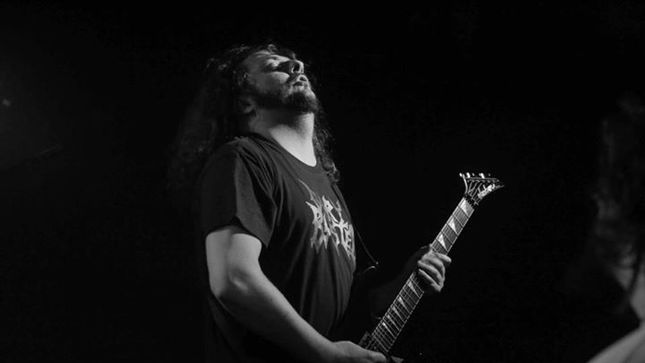 "GORY BLISTER – Guitarist RAFF SANGIORGIO Announces Solo Album Rebirth; ""Quick Trigger"" Track Streaming"