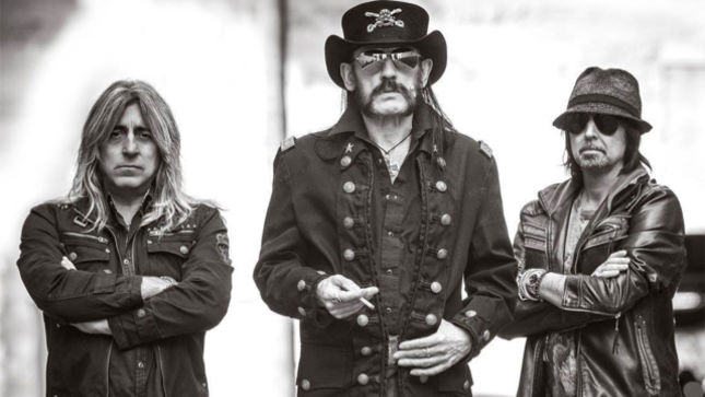 BravePicks 2015 - MOTÖRHEAD's Bad Magic #18