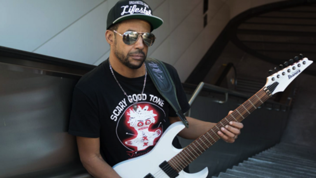 """TONY MACALPINE Checks In With Cancer Battle Update - """"My Eyes And Heart Are On The Big Picture, Which Is Recovery"""""""