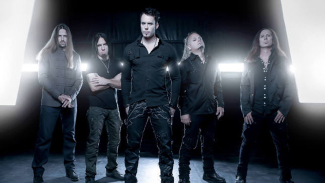 """KAMELOT Wrap Up Second Leg Of Haven North American Tour - """"Some Of The Best Concerts In History On These Tours"""""""