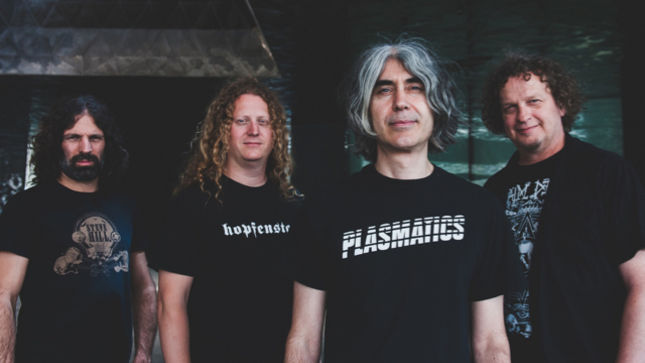 VOIVOD To Release 5-Song EP In March; Vocalist Snake In New Audio Interview