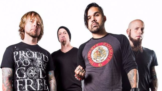 """DROWNING POOL Streaming New Song """"Snake Charmer"""""""