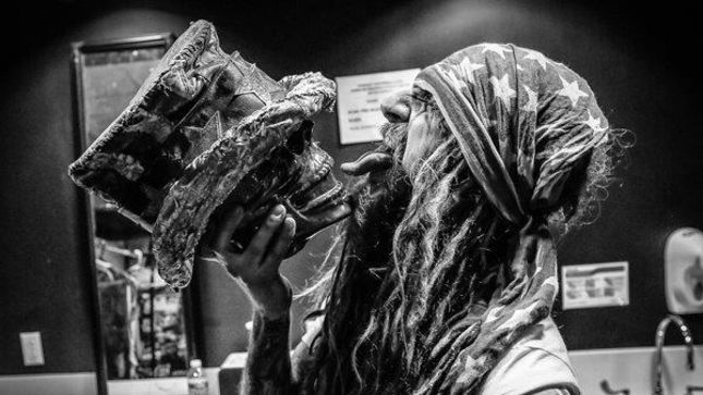 ROB ZOMBIE - The Electric Warlock Acid Witch Satanic Orgy Celebration Dispenser Album Due Early Next Year; Artwork, Teaser Video Posted