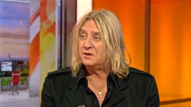 "DEF LEPPARD Frontman JOE ELLIOTT On New Album - ""It Was The Most Liberating, Free Sessions That We've Ever Done""; Video"