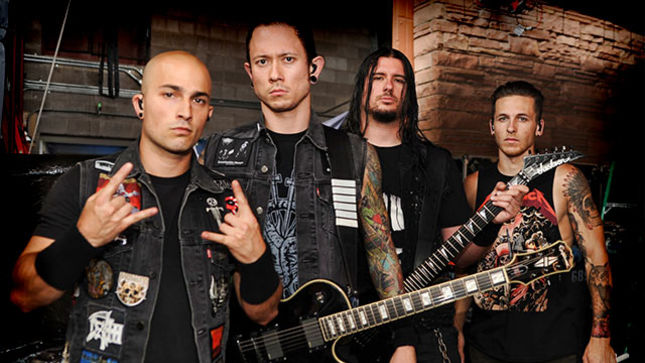 TRIVIUM Announce 2016 Tour Dates