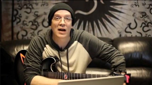 DEVIN TOWNSEND - Two-Hour Video Clip Showcasing Live Stream Recording Of New Song Posted