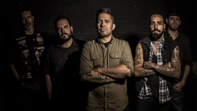 "THE SOUTHERN BLACKLIST Featuring Original SEPULTURA Guitarist Jairo Guedz Release ""10 Tons Of Vengeance"" Music Video"