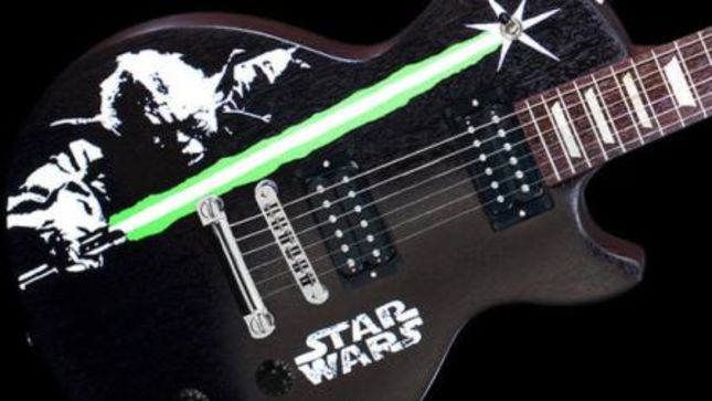 COOPER CARTER Performs All 31 Orchestral Parts Of Star Wars Theme On Guitar; Video Available