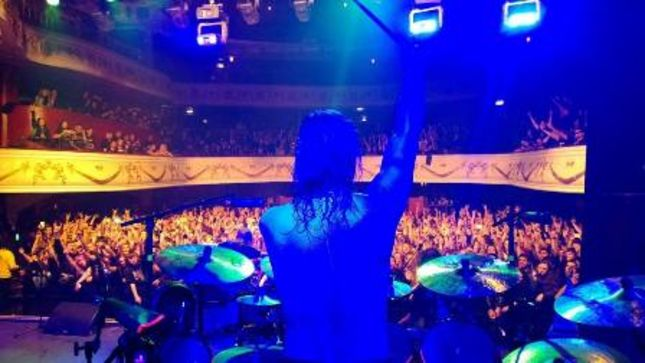 "CHILDREN OF BODOM Drummer JASKA RAATIKAINEN On Touring Europe Following Paris Terrorist Attacks - ""People Thought It Was Great That We Would Continue"""
