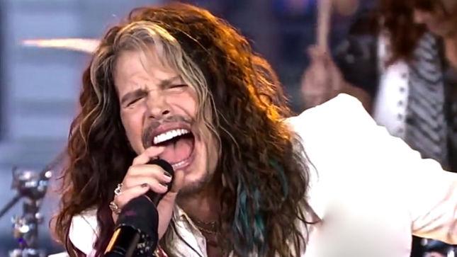 AEROSMITH Singer STEVE TYLER To Testify As Anti-Paparazzi 'Steven Tyler Act' Gets Hearing In Hawaii