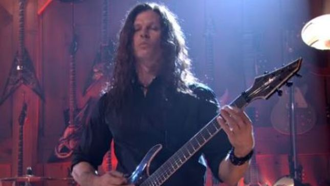 ACT OF DEFIANCE Guitarist CHRIS BRODERICK Auctioning Signature Jackson Guitar; All Profits To Aid Former NEVERMORE Drummer's Wife In Cancer Battle