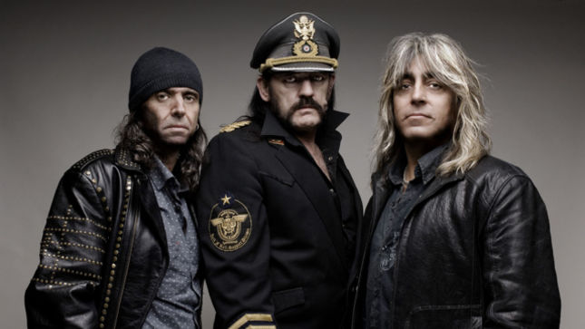 """""""MOTÖRHEAD Is Over, Of Course"""", Says Drummer MIKKEY DEE"""