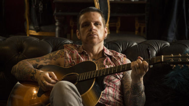 BLACK STAR RIDERS Frontman RICKY WARWICK Discusses Growing Up In Belfast, Influences; New Album Trailer Streaming