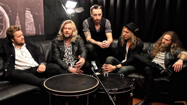 INGLORIOUS Launch EPK Video For Upcoming Self-Titled Album