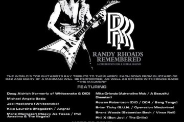 Korn Anniversary Tour