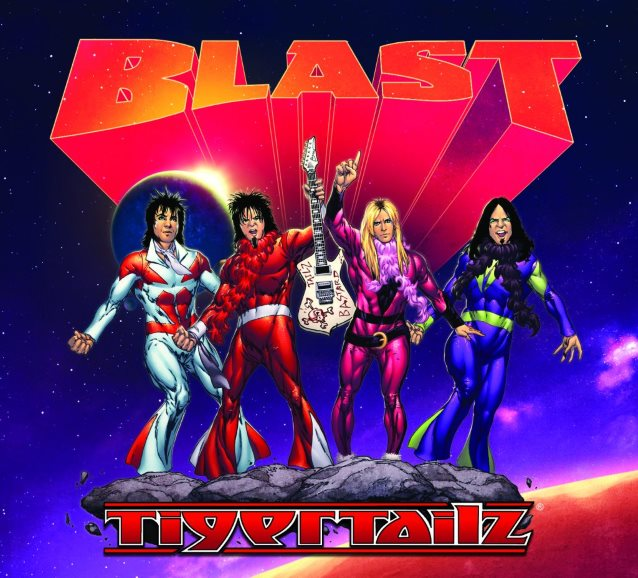 TIGERTAILZ To Release 'Blast' Album In April