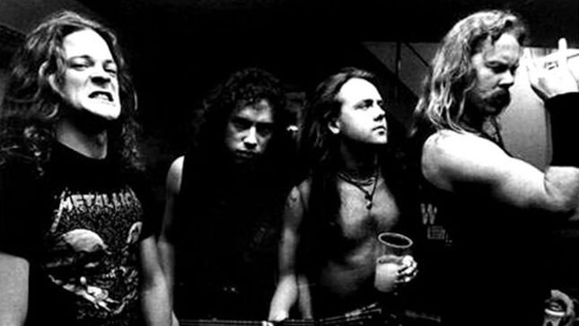 Brave History August 12th, 2016 - METALLICA, MARK KNOPFLER, HIRAX, KROKUS, TNT, MAJESTIC, WEDNESDAY 13, EXTREME, VADER, And UPON A BURNING BODY!