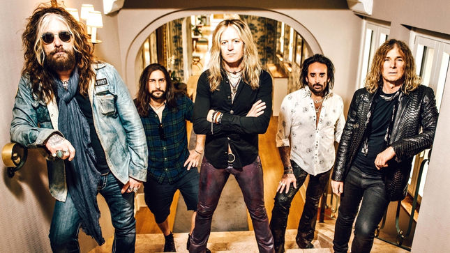 """THE DEAD DAISIES Release Official Video For Cover Of THE WHO's """"Join Together"""""""