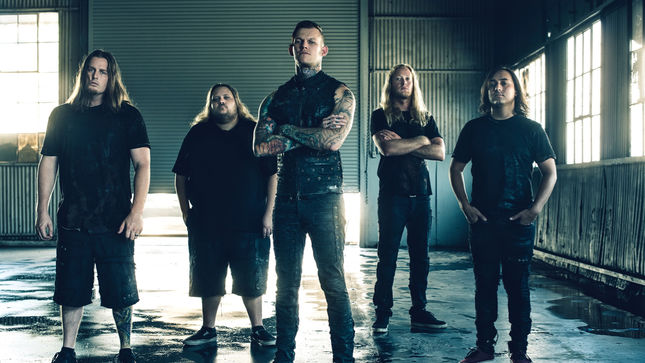 CARNIFEX - Slow Death Cracks Billboard Charts