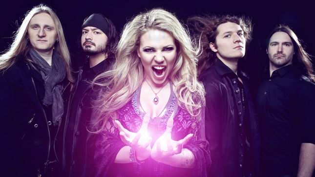 KOBRA AND THE LOTUS Sign Worldwide Deal With Napalm Records; New Double Album Due In 2017; Video Message Streaming