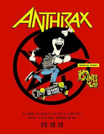 anthraxsaintvitus