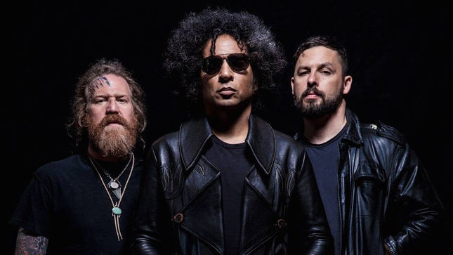 GIRAFFE TONGUE ORCHESTRA Featuring ALICE IN CHAINS, MASTODON, THE DILLINGER ESCAPE PLAN Members To Embark On US Tour