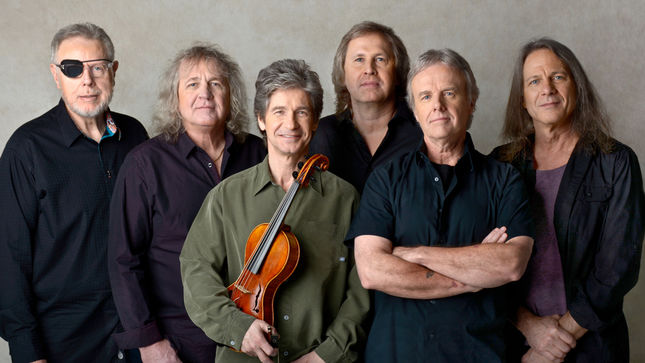 KANSAS Celebrate 40 Years Of Rock Statehood On InTheStudio; Audio Interview Streaming