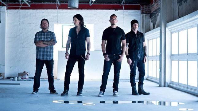 "ALTER BRIDGE Release ""My Champion"" Lyric Video"