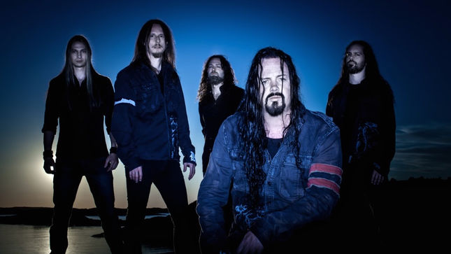 EVERGREY Hit US Charts With The Storm Within Album
