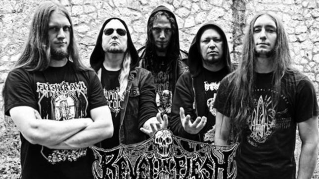 """REVEL IN FLESH – Dan Swanö To Unleash """"Ultimate Tribute To The Swedeath Guitar Tone"""" On New Album"""