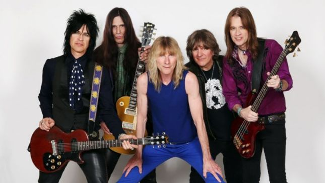 KIX To Release Can't Stop The Show: The Return Of Kix Live Set In October