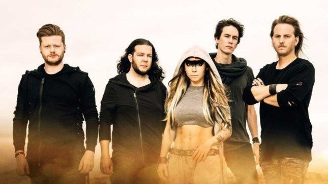 AMANDA SOMERVILLE Confirms PHANTOM ELITE Will Be The Live Band For HDK