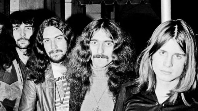 BLACK SABBATH To Release The Ultimate Collection On CD, Unique Crucified Vinyl