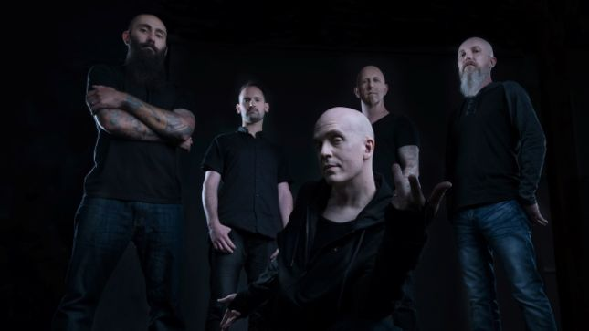 """DEVIN TOWNSEND PROJECT - Episode 15 Of Transcendence North American Tour Video Documentary Posted: """"What Colour Is Your Underwear?"""""""